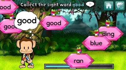 Monkey Word School Adventure review screenshots