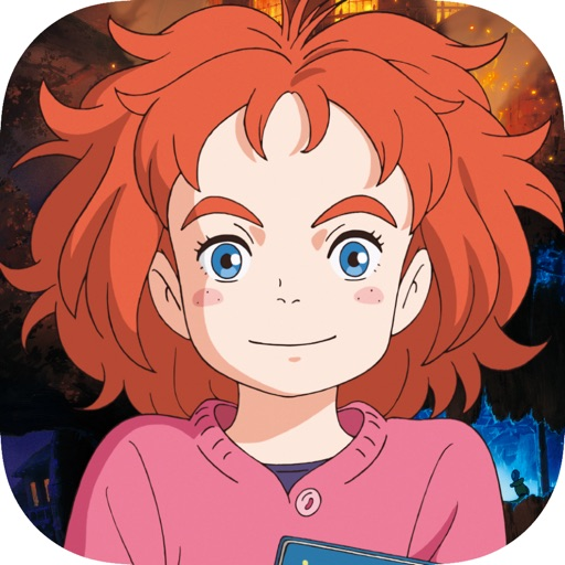 Mary and The Witch's Flower by Studio Ponoc, Inc
