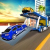 Car Transporter Truck : Trailer Parking Sim-ulator