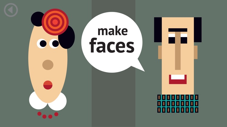 Faces - Learning Kids Games for baby boys & girls