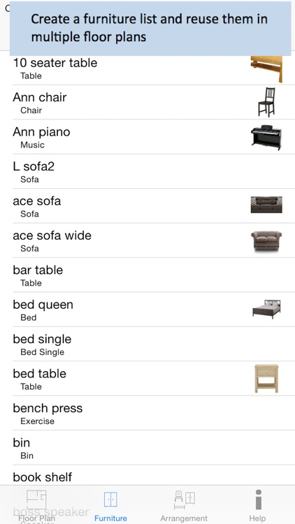Furnish Layout screenshot-3