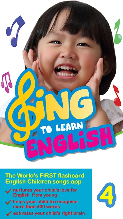 Sing to Learn English 4