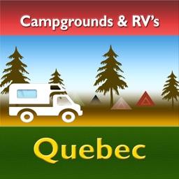 Quebec – Camping & RV spots