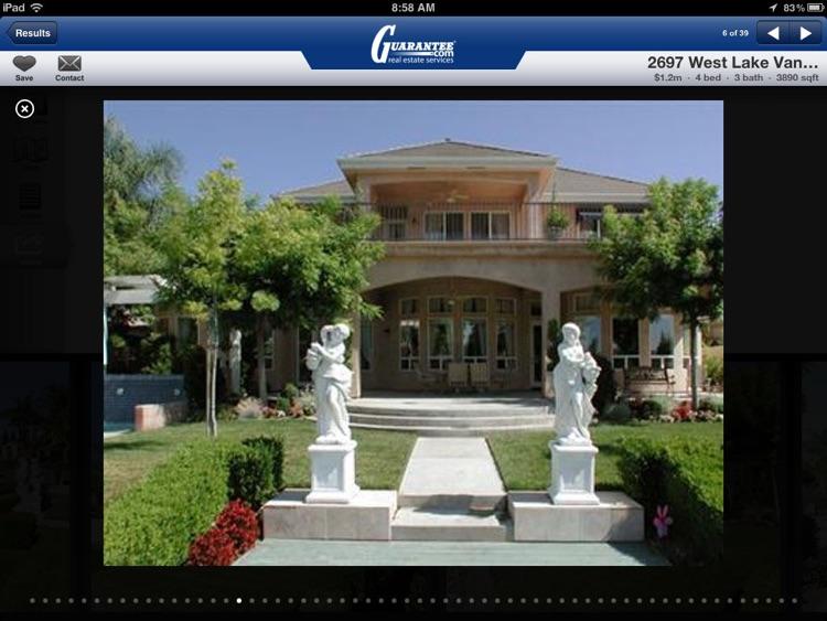 Guarantee Real Estate for iPad screenshot-3