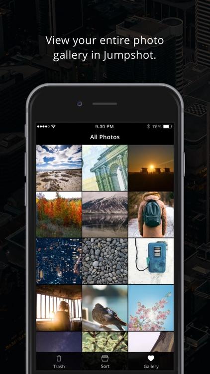 Jumpshot - Focus on the Photos That Matter screenshot-3