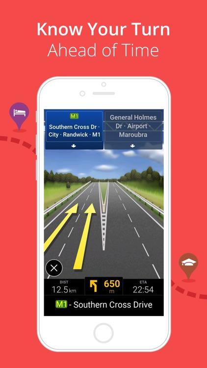 CoPilot AUS & NZ - Offline Navigation & Maps screenshot-3