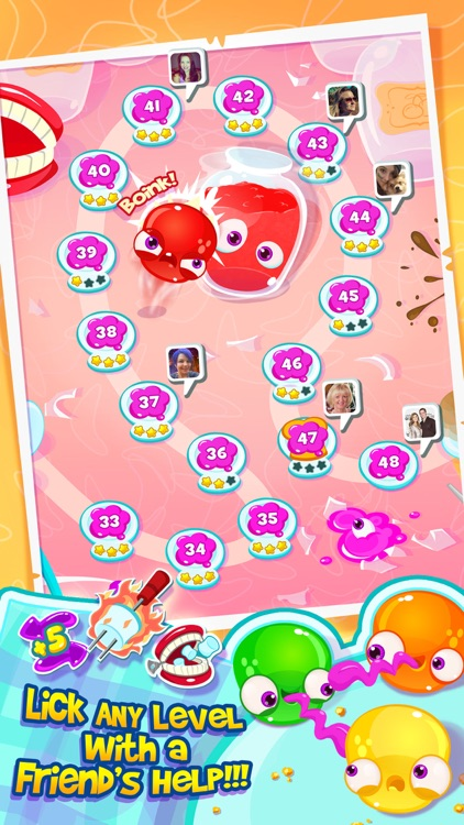 JIGGLE WATTS -JELLY MATCH GAME screenshot-3