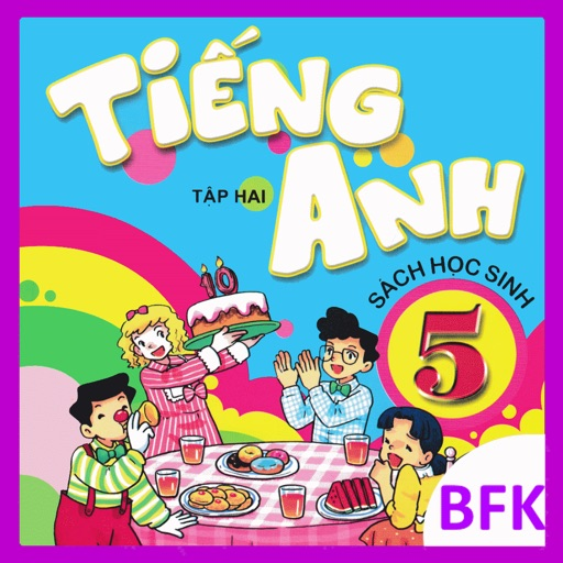 Tieng Anh 5 Moi - English 5 - Tap 2