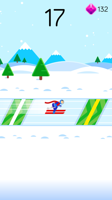 Ketchapp Winter Sports screenshot 3