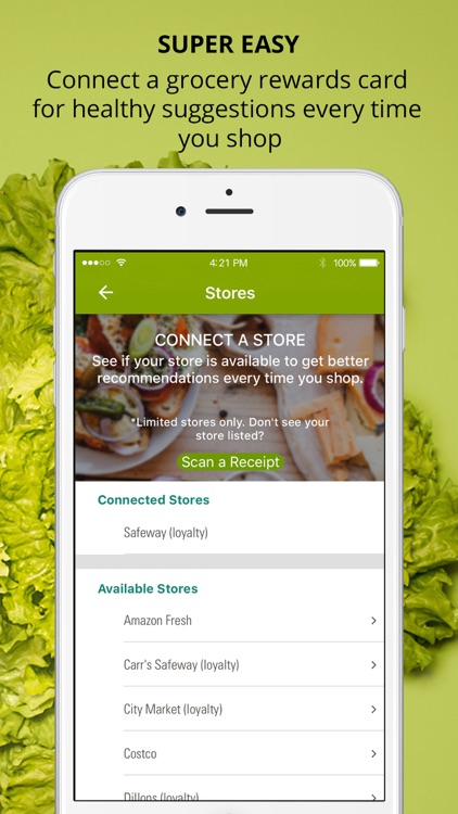 ShopWell - Healthy Diet & Grocery Food Scanner screenshot-4