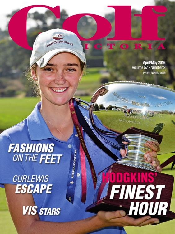 Golf Vic Magazine