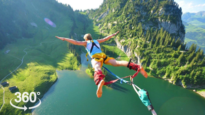 VR Bungee Jump Pro for Windows