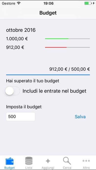 Erste NoteScreenshot von 1