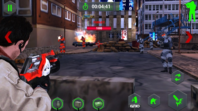 Army Commando War screenshot-4