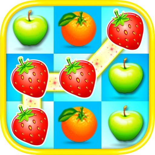 Fruit Link Crush - Free Match 3 Games iOS App