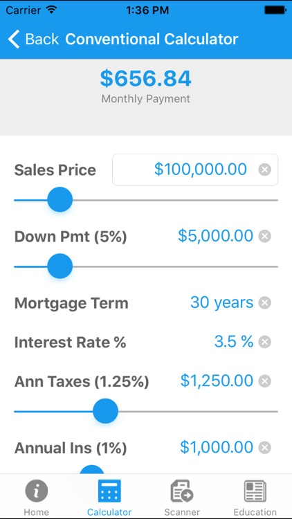Atlantic Mortgage App screenshot-2