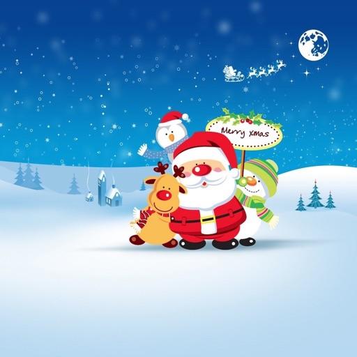 Fun Christmas Stickers + icon