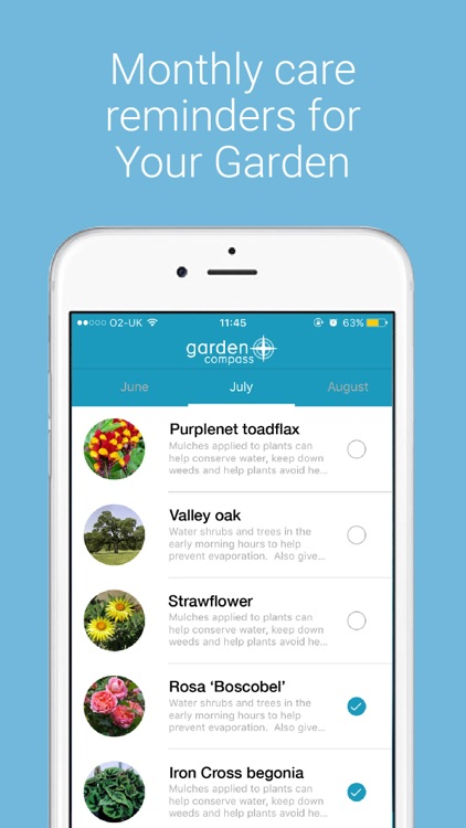Garden Compass- Gardening & Plant Identification screenshot-1