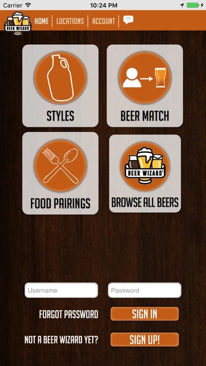 Beer Wizard