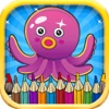 Coloring Pages for kids - Animals Coloring Pages