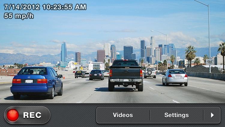 Car Camera DVR Free. HD Dashcam pro
