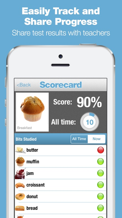 Bitsboard Flashcards & Games screenshot-3