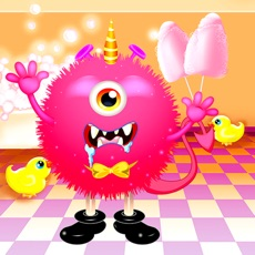 Activities of Dress Up Funny Monster