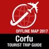 科孚岛 旅游指南+离线地图