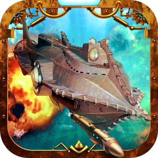 Подводные бой: Deep Sea Sub приключенческая игра
