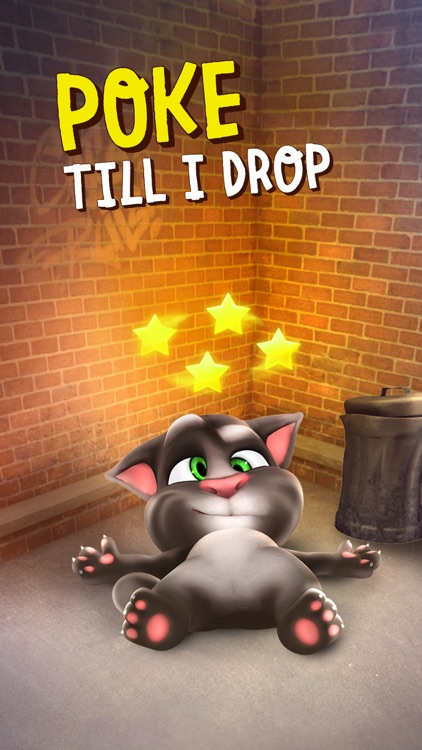 Talking Tom Cat screenshot-2