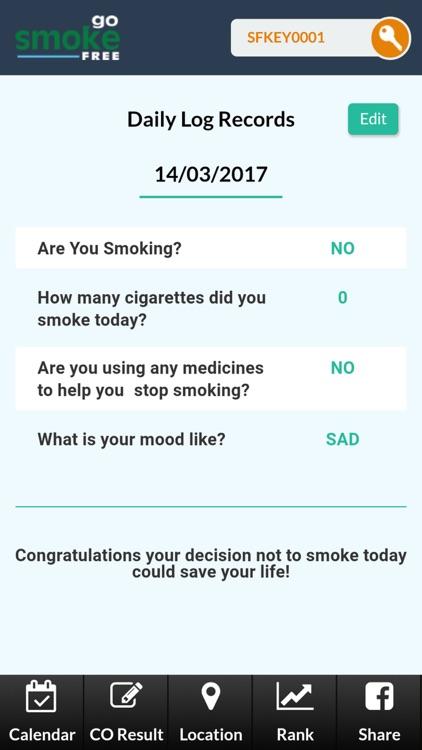 GoSmokeFree 28 Day Challenge screenshot-4