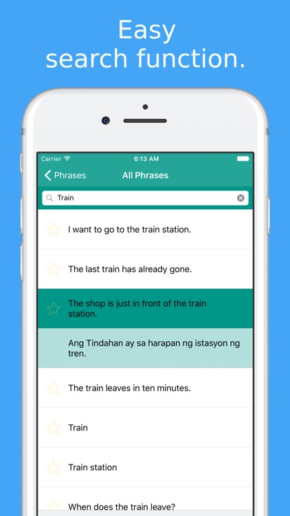 Simply Learn Tagalog - Speak Filipino Language screenshot-4