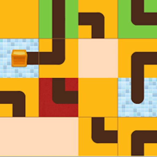 BoxyTiles - Classic Box Navigation Cool Game.
