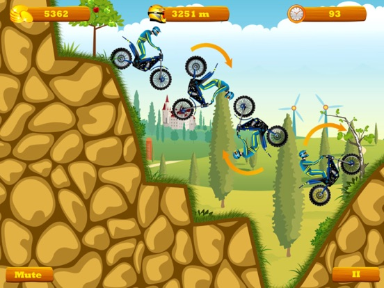 Screenshot #5 for Moto Hero Lite
