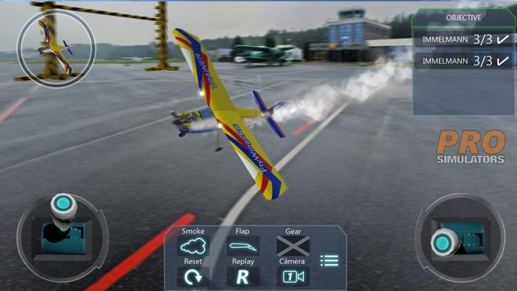RC Pro Remote Controller Flight Simulator 4K