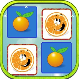 Fruits Memory Game For Kids & Adults