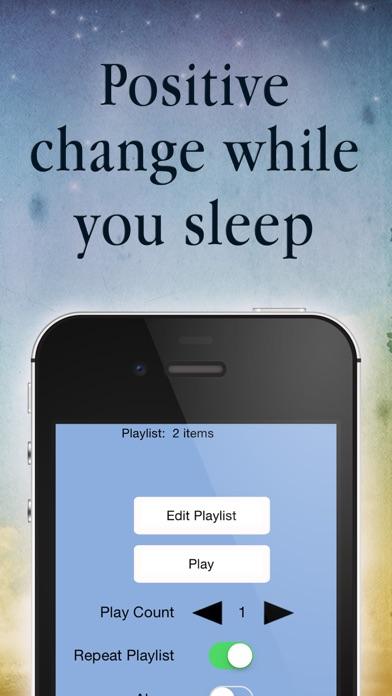 Good Morning Motivation- The Sleep Learning System Screenshots