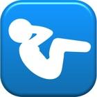 7 Minute Abdominal Workout -Sit Ups & Ab Exercises icon
