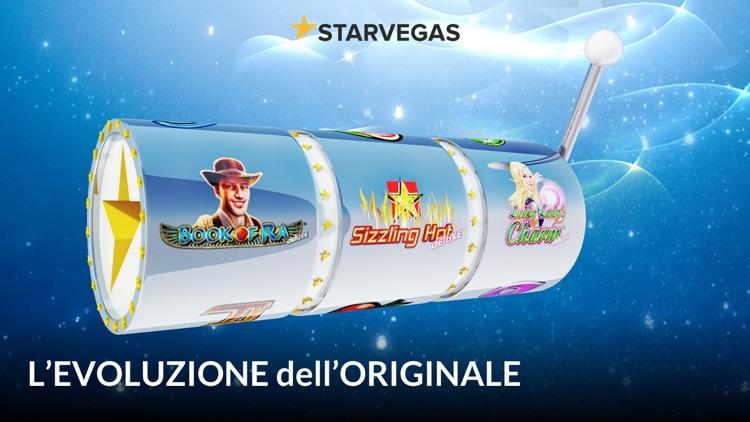 Starvegas Slot Machine Online By Greentube Malta