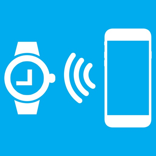 bt notice smartwatch - ble scanner utility app logo