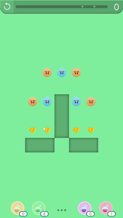 Dot Kingdom - a beautifully minimalist puzzle game screenshot one
