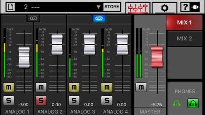 dspMixFx screenshot 1