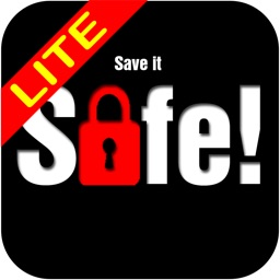 SaveItSafe!-Lite Save your info secure and safe