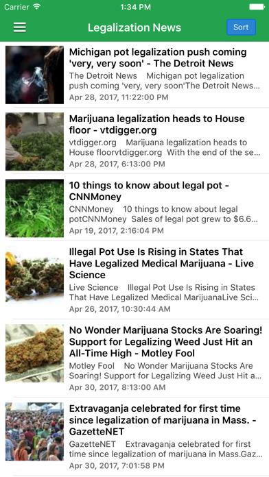 Marijuana Newsのおすすめ画像3