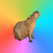 Capybara Stickers for iMessage