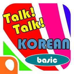 Talk!Talk! Korean Word Book-Basic