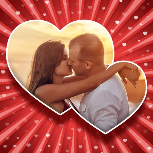 My Valentines Day Card Creator with HD Love Frames