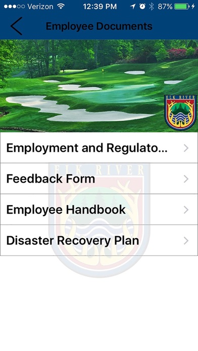 Elk River Employee screenshot 2