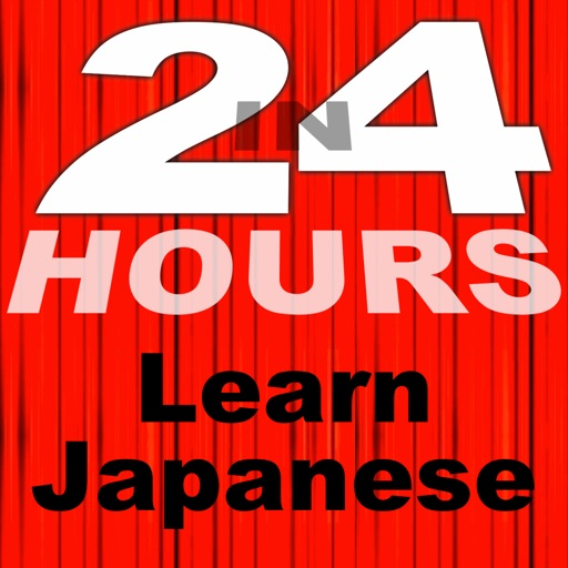 In 24 Hours Learn to Speak Japanese