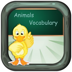 Activities of Animals Vocabulary Game for Kids
